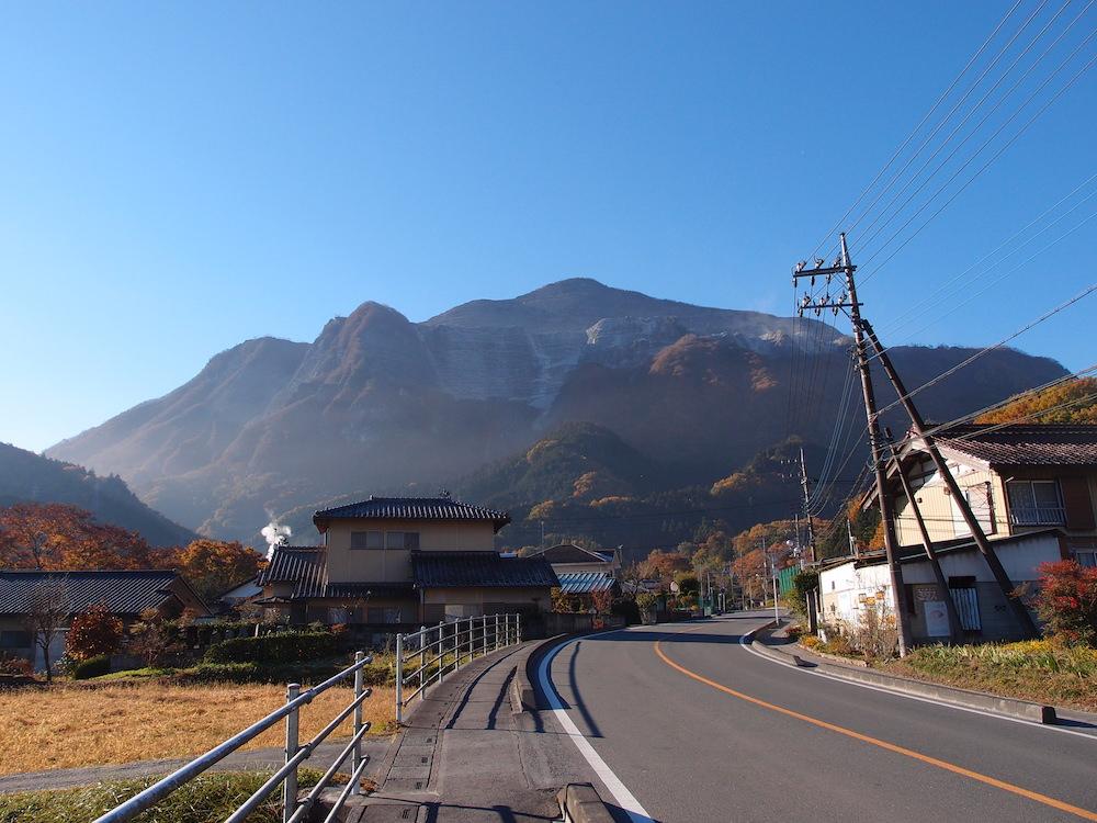 武甲山への電車とバスでのアクセ...